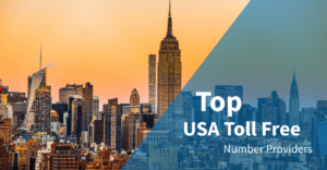 Top 5 US Toll Free Number Providers