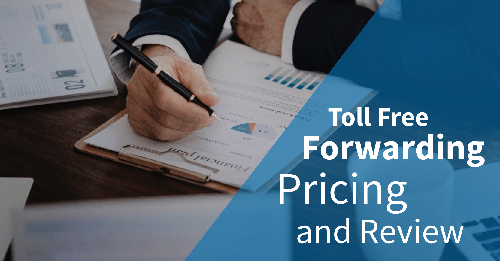 TollFreeForwarding Pricing and Review Banner